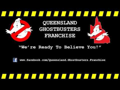 QLD Ghostbusters Franchise on Zinc 96.1