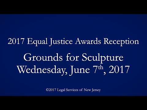 Highlights from the 2017 Equal Justice Awards Reception