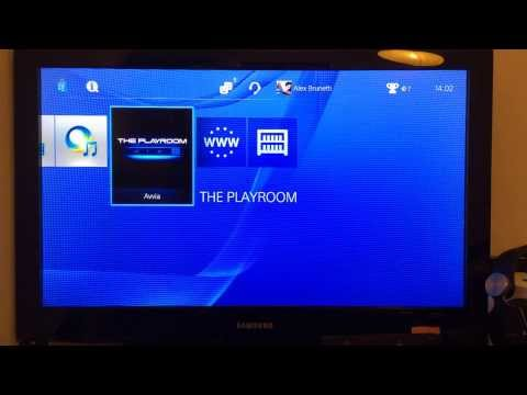 PlayStation 4: Primo avvio, configurazione setup e breve tour interfaccia grafica by @deadlinex