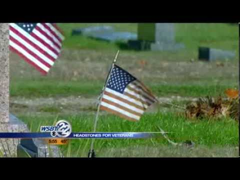 Headstones for veterans