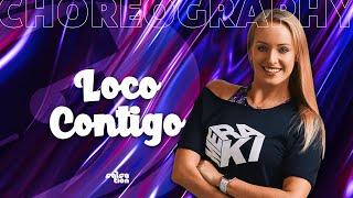 Loco Contigo - SALSATION® choreography by SMT Kamila