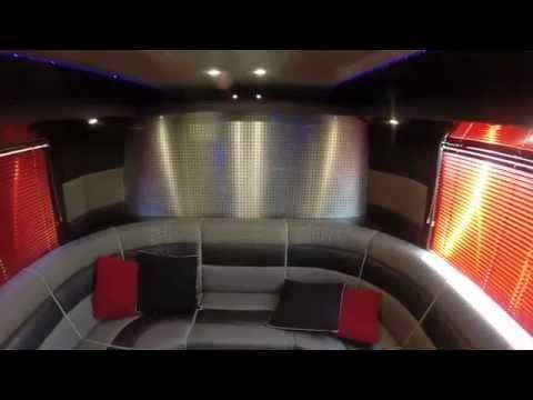 VFB Video Tour of 12 Berth Over-length Sleeper Bus