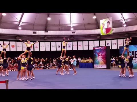 Xxx Mp4 ACIC 2017 60 Charts Indonesia Team Cheer High School All Girl Median HD 3gp Sex
