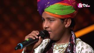 Jasu Khan - Blind Audition - Episode 4 - July 31, 2016 - The Voice India Kids
