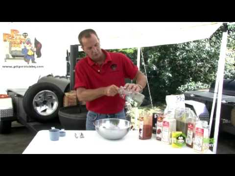 Carolina BBQ - How to Make a Dry Rub