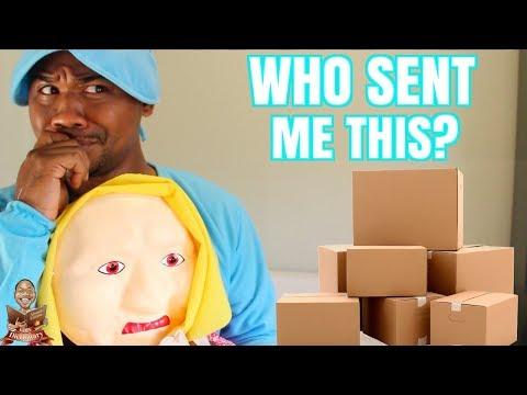 People sending me WEIRD Stuff | PO Box Opening