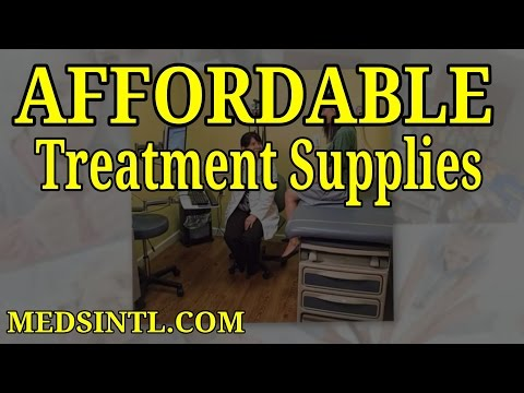 Medical Equipment Distribution Supplies: Affordable Treatment Supplies
