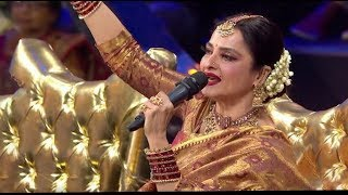Man Kyoon Bekha Re Bekha Aadhi Raat Ko Song Covered By Rekha Ft Lata Mangeshkar// Live Performance