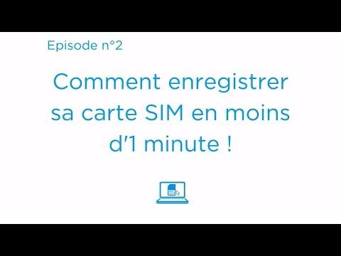 Lebara : Comment enregistrer sa carte SIM en ligne !