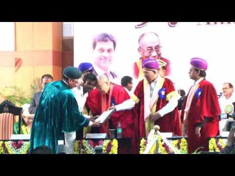 97th Convocation   Mysore University