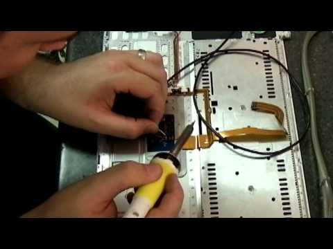 Mac Tech Hack!  Macbook keyboard & touchpad USB DIY Hack