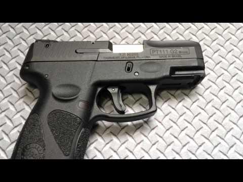 PT111 G2/G2C/G2S Trigger Replacement Walkthrough