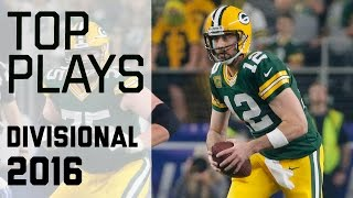 Top Plays of Divisional Round Games! | NFL Highlights