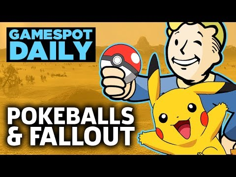 New Fallout And Pokemon Games Announced - GameSpot Daily