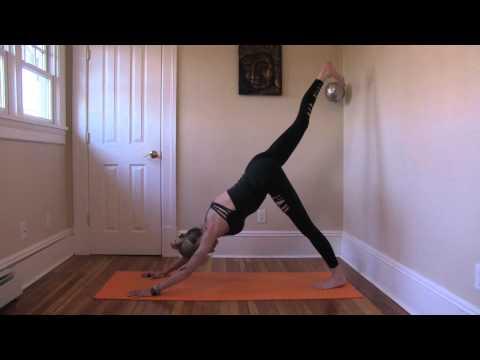 Yoga to Strengthen Arms, Shoulders & Back   RethinkYoga