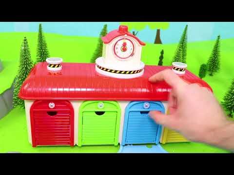 Xxx Mp4 Tayo Bus Toys Concrete Mixer Excavator Cars Train Amp Fire Truck Surprise Toy Vehicles For Kids 3gp Sex