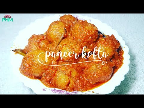 ओरिजिनल पनीर कोफ्ता रेसिपी Paneer Kofta paneer kofta recipe in hindi palak kofta malai kofta
