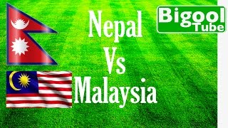 #Nepal vs Malaysia - ACC U19 Youth Asia Cup 2016 - Highlights
