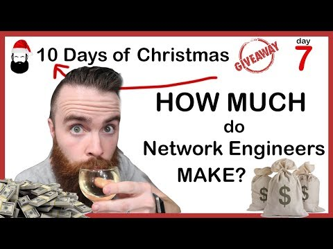 How Much Money Do Network Engineers Make? - CCNA | CCNP