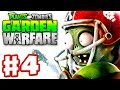 Plants vs. Zombies: Garden Warfare - Gameplay Walkthrough Part 4 - All Star Vanquish (Xbox One)