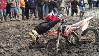 '14 Powerline Mud Hole CRASHES