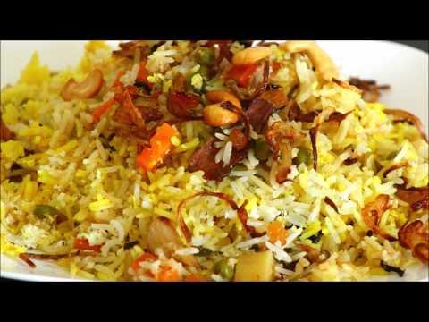Oriya Style Vegetable Biriyani By COOK WITH DEEPA