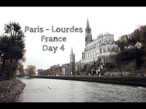 Paris - Lourdes, France (Day 4) Vlog #7