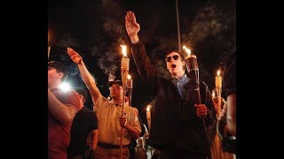 Angry Trump Blames 'Both Sides' & 'Alt Left' In Charlottesville