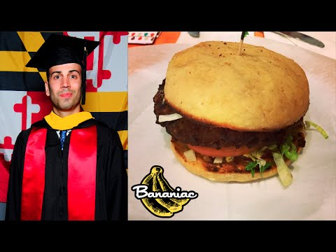 UMD Graduation + Black Bean Burgers!!!