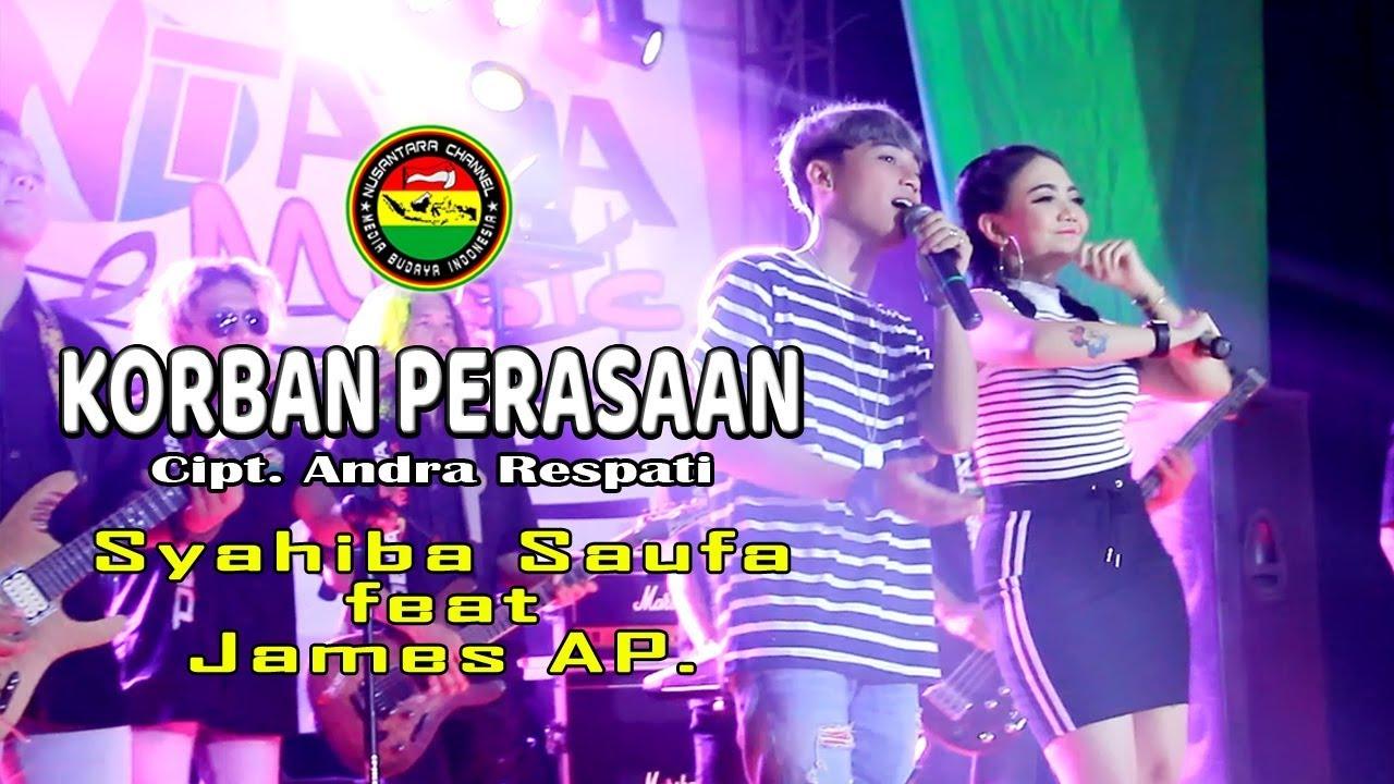 Korban Perasaan - Syahiba Saufa Feat James AP (Official Music Video)