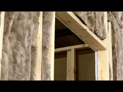 Home Building Facility Tour: Exterior Walls
