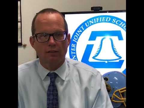 Message from Superintendent Scott Loehr - 8-14-2017