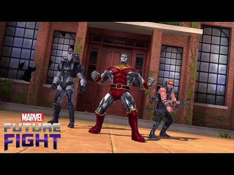 Marvel Future Fight Part 92 - Colossus and War Machine to Tier 2