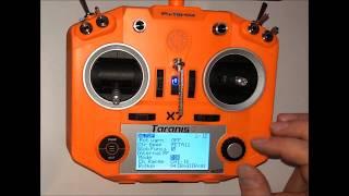 Quick Tip : Deleting a model from the Taranis QX7 - PakVim
