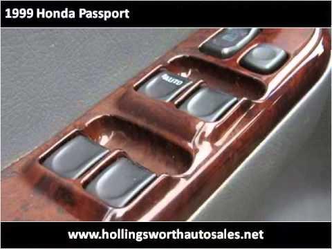 1999 Honda Passport Used Cars Raleigh NC
