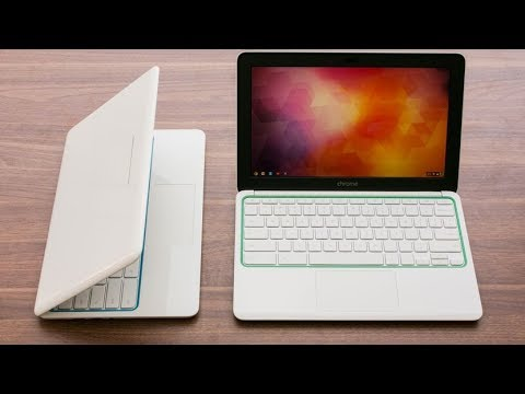HP Chromebook G5 and G6 hands on -REViEW