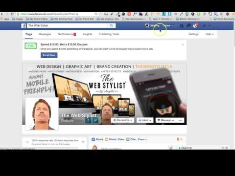 How To Share Your Facebook Business Page Posts to Your Personal Page or Friends 2016