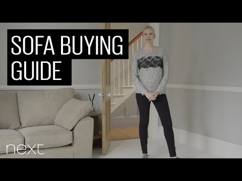 Next Sofa Buying Guide