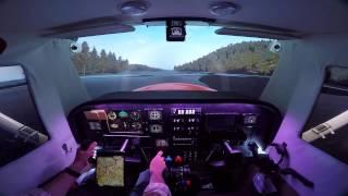 X-Plane 11 Home Cockpit Boeing 737 Zibo mod KLAS Las Vegas