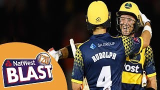 Ingram Stars In Quarter Final At Cardiff - Glamorgan v Leicestershire NatWest T20 Blast 2017
