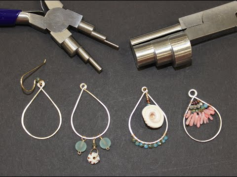 Crankin' Out Crafts ep472 Make Your Own Wire Components