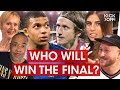 France vs Croatia - Who will win the World Cup 2018 in Russia?   The World Cup Show