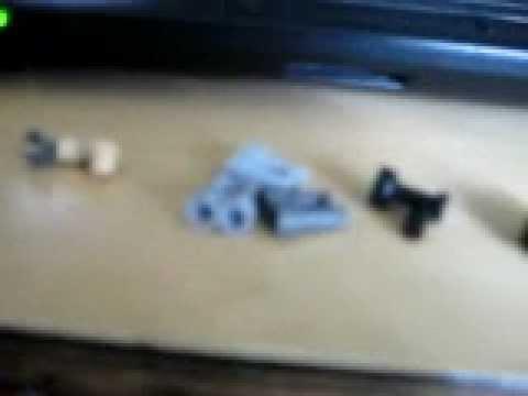 How to make a Lego 4 barrel shotgun/machine gun