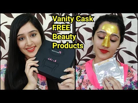 Vanity Cask - Beauty Box with Free Beauty Products | Vanity Cask spring fling edition