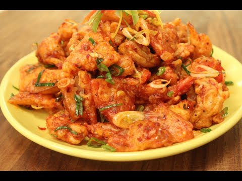 Vegetable Crispy   Chef Siddharth   Sanjeev Kapoor Khazana