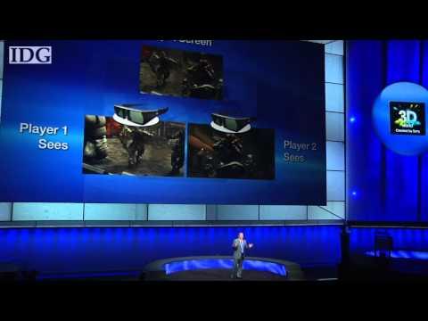 E3: Sony introduces low cost 3D TV bundle