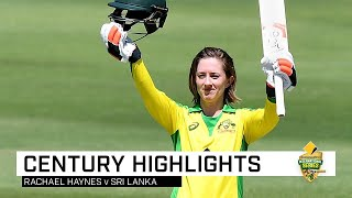 Haynes strokes brilliant maiden ODI hundred
