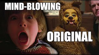 THE SHINING: Danny's ordeal and the bear costumed man - film analysis Rob Ager