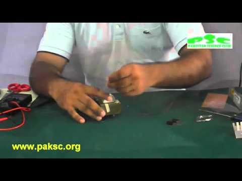 DIY Homemade Power Inverter UPS Part 1 2