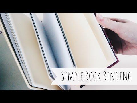 How to Bind Your Handmade Journal | DIY